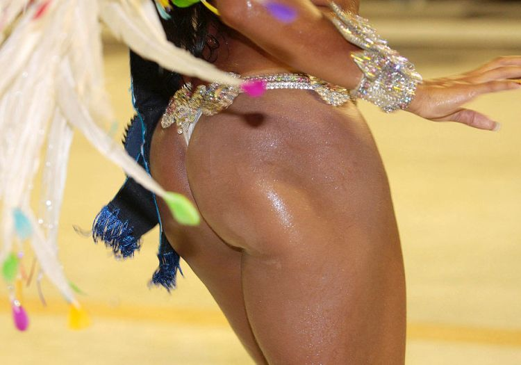 Hot Girls from Brazilian Carnival - 29
