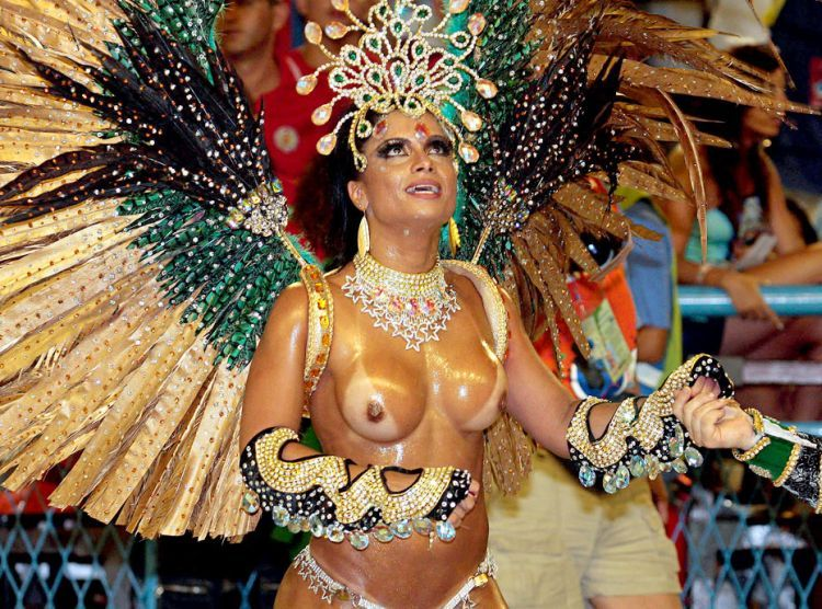 Hot Girls from Brazilian Carnival - 30