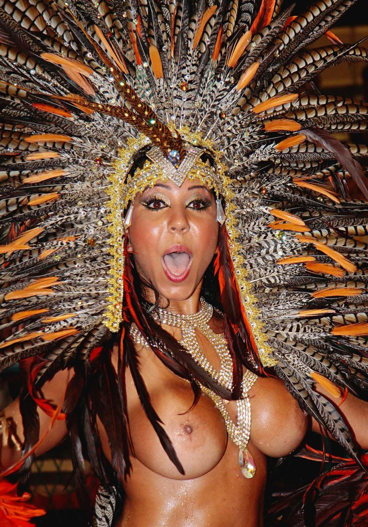 Hot Girls from Brazilian Carnival - 31