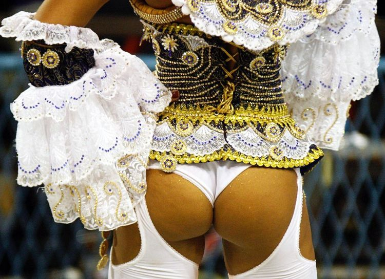 Hot Girls from Brazilian Carnival - 34