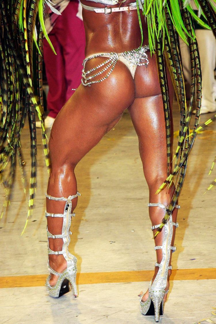 Hot Girls from Brazilian Carnival - 36