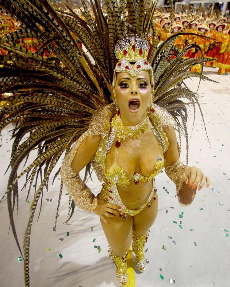Hot Girls from Brazilian Carnival - 37
