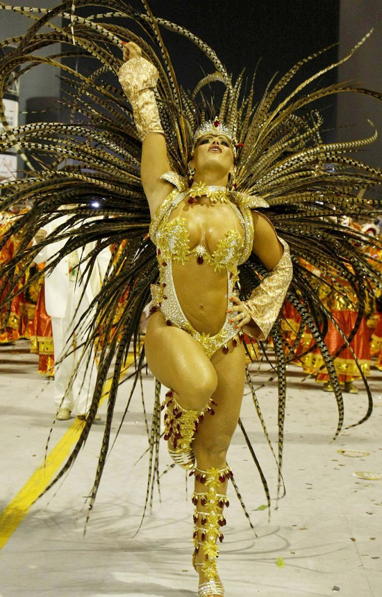 Hot Girls from Brazilian Carnival - 39