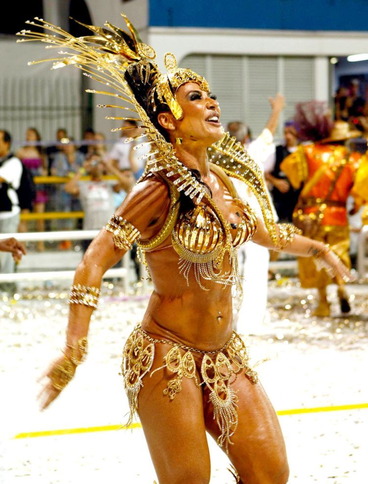 Hot Girls from Brazilian Carnival - 41