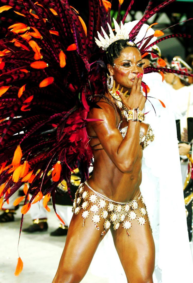 Hot Girls from Brazilian Carnival - 43