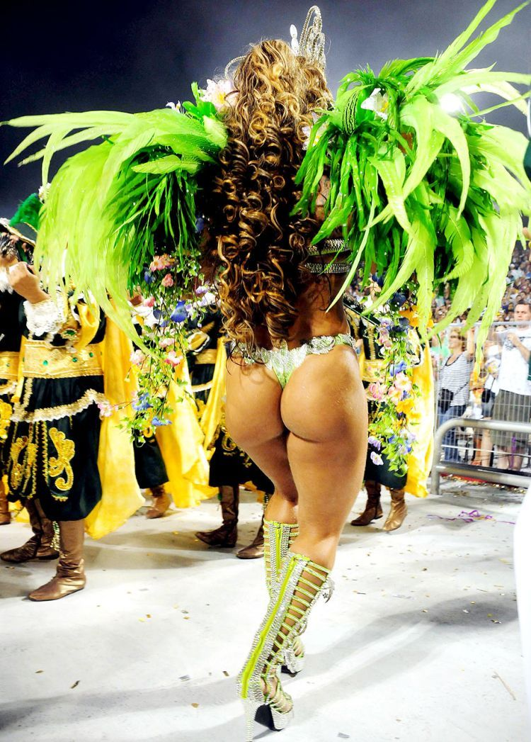 Hot Girls from Brazilian Carnival - 45