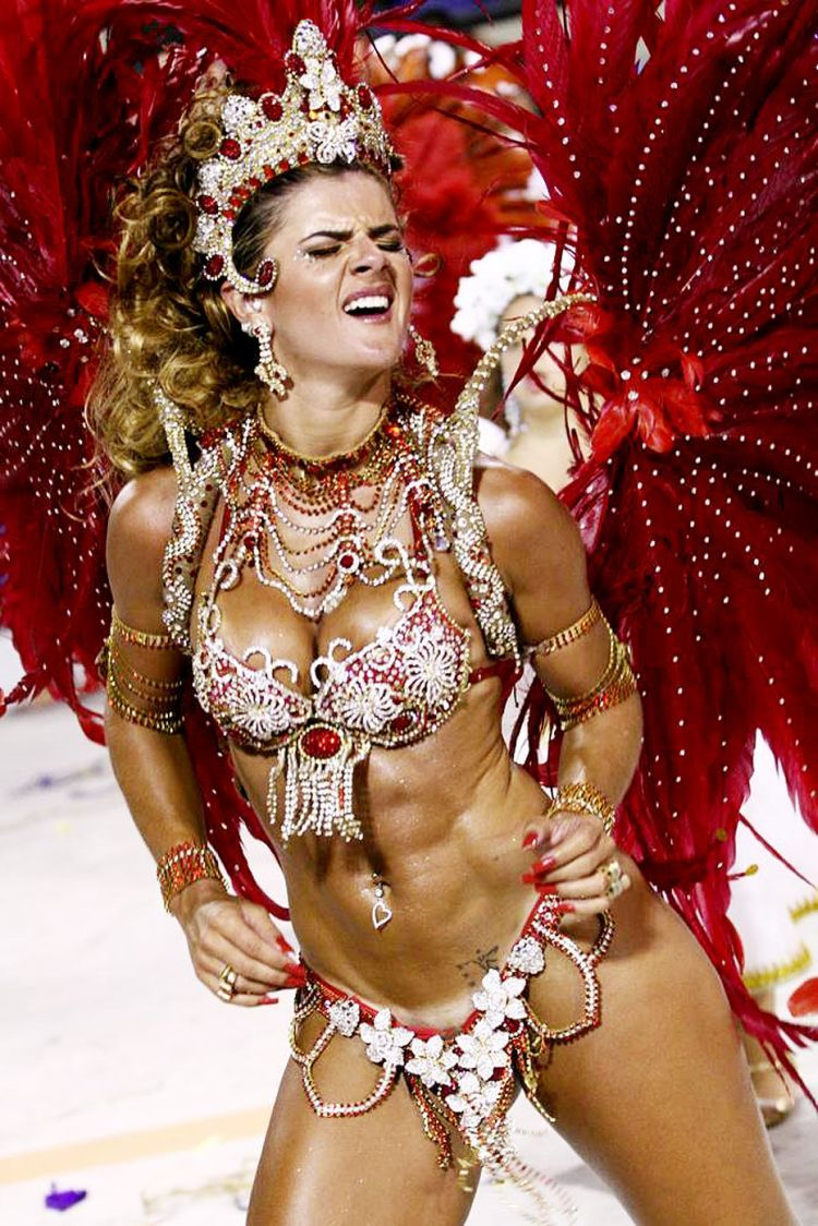 Hot Girls from Brazilian Carnival - 46