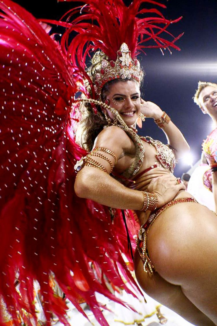 Hot Girls from Brazilian Carnival - 47