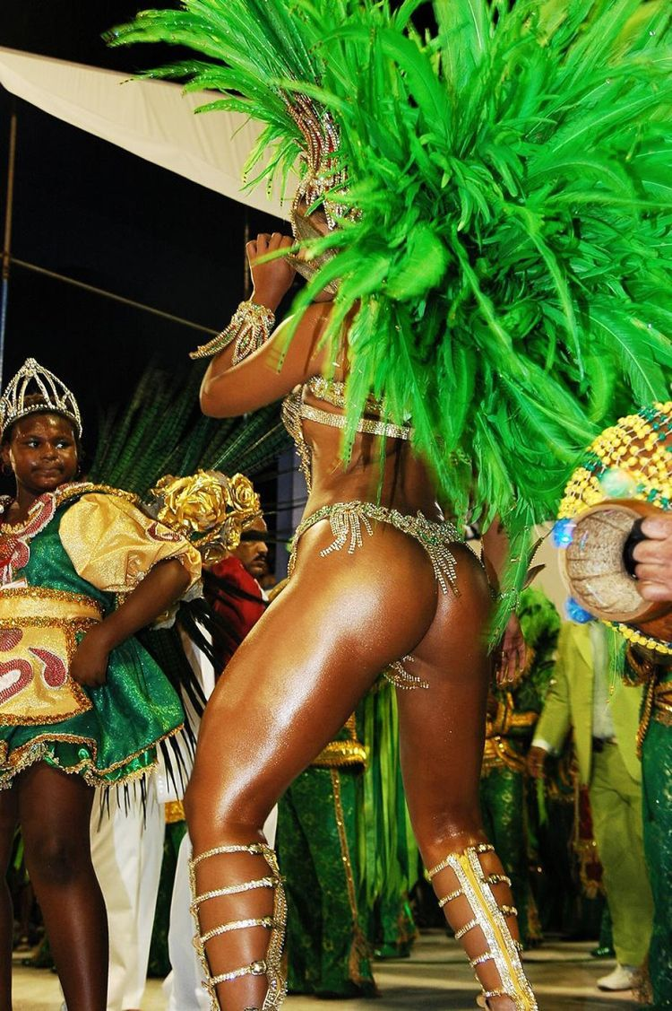 Hot Girls from Brazilian Carnival - 48