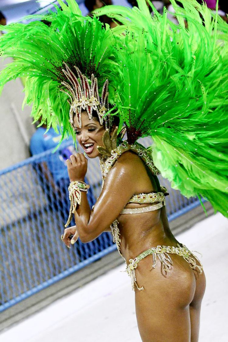 Hot Girls from Brazilian Carnival - 52