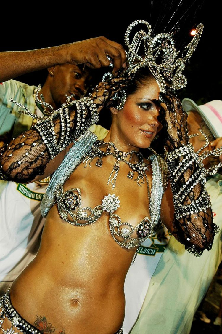 Hot Girls from Brazilian Carnival - 53