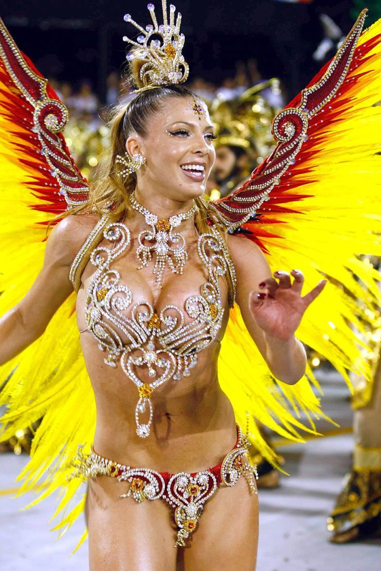 Hot Girls from Brazilian Carnival - 56