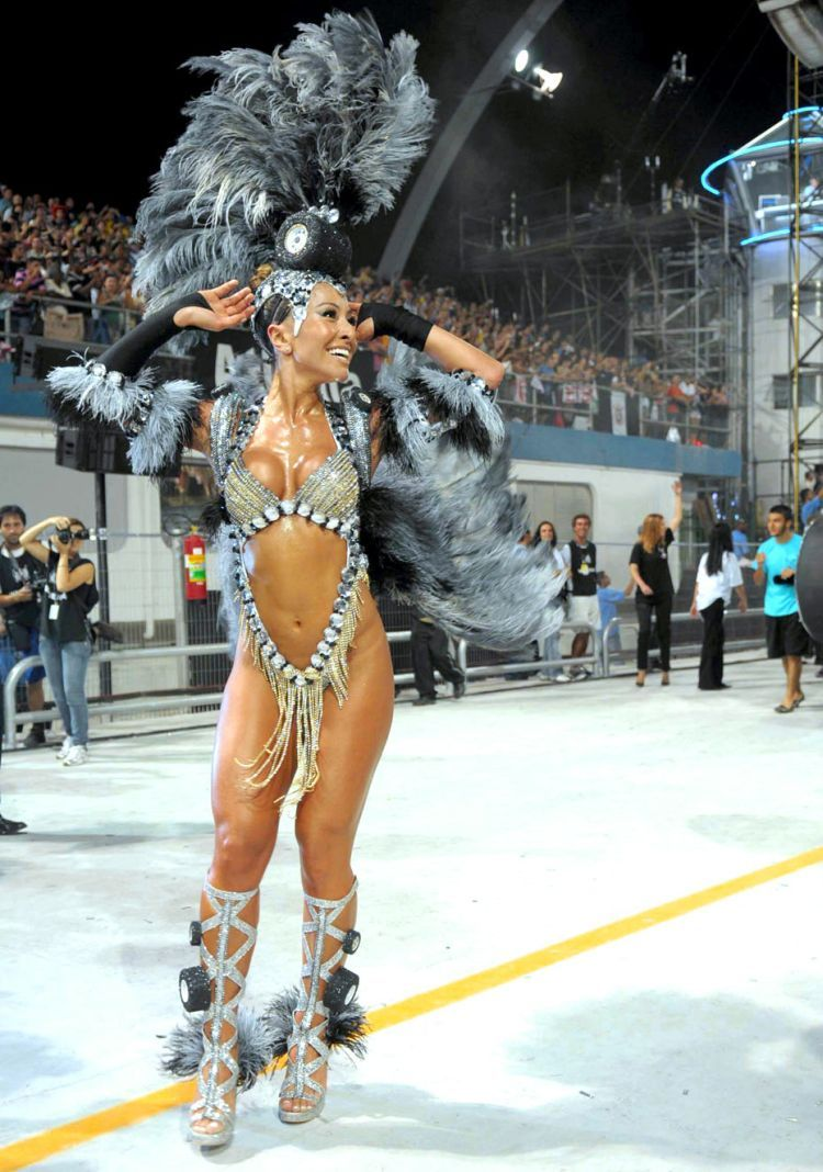 Hot Girls from Brazilian Carnival - 58