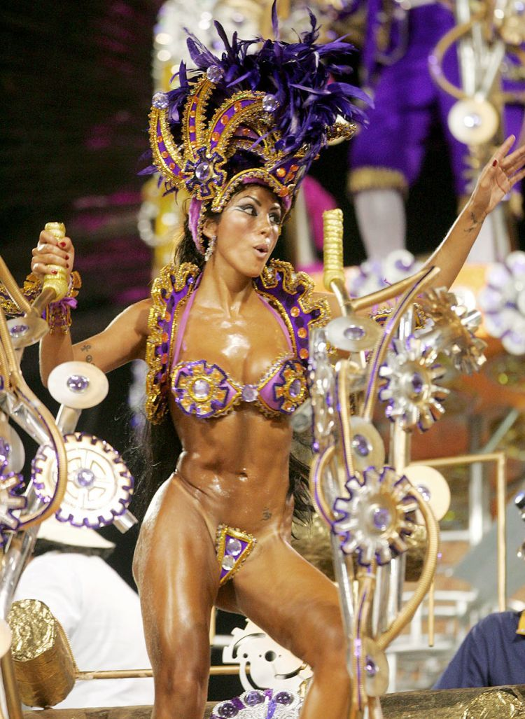 Hot Girls from Brazilian Carnival - 59
