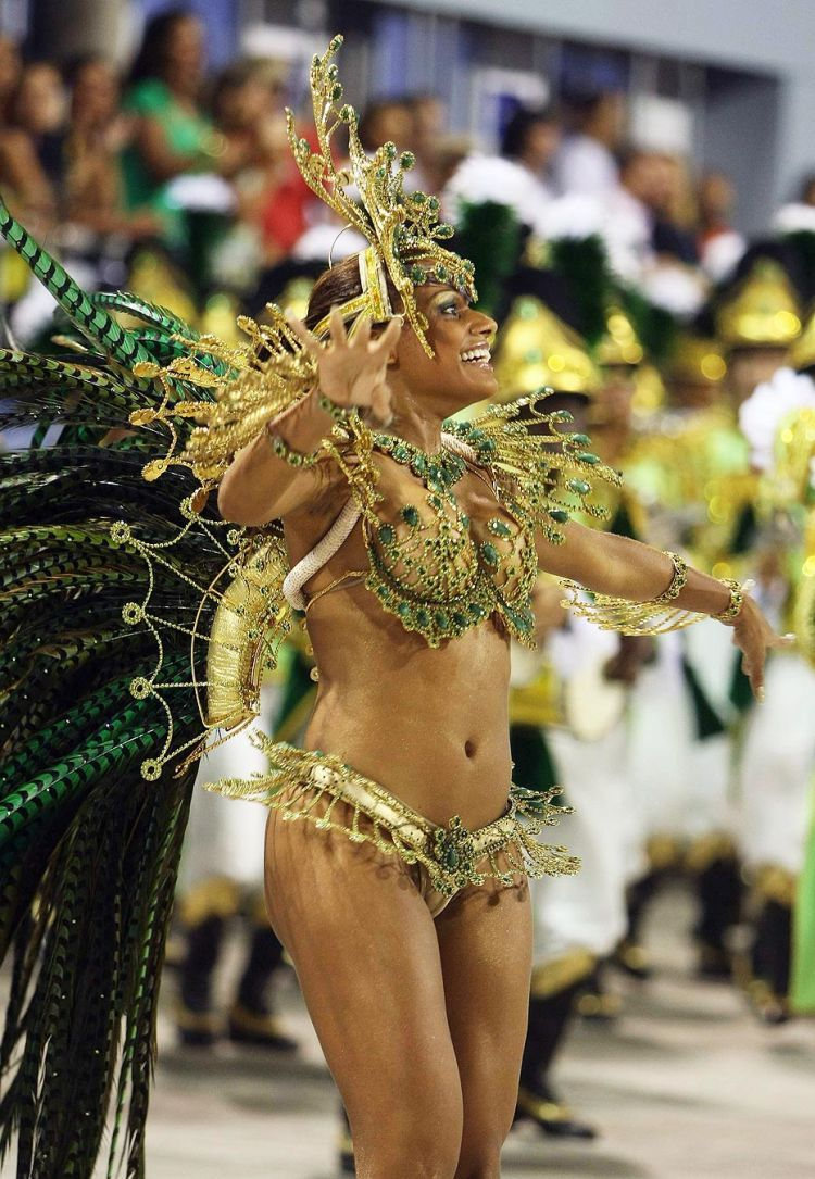 Hot Girls from Brazilian Carnival - 62