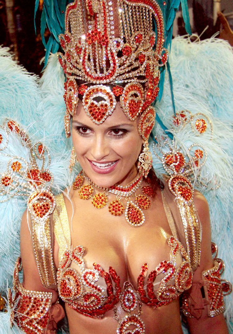 Hot Girls from Brazilian Carnival - 64