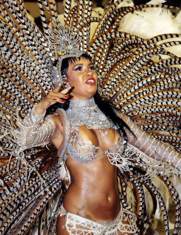 Hot Girls from Brazilian Carnival - 65