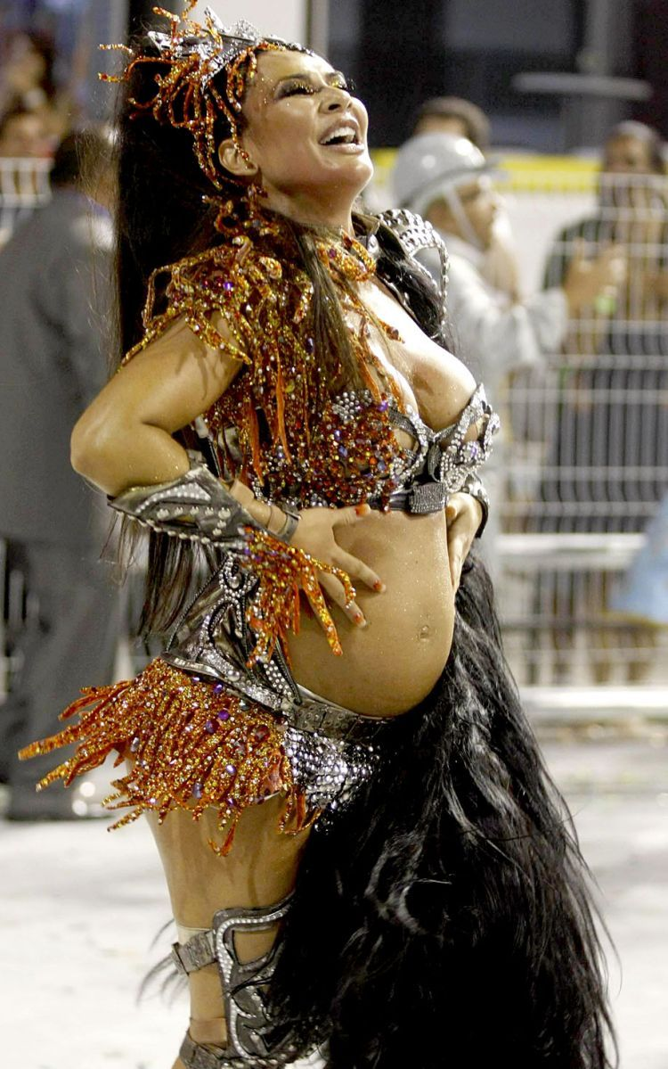 Hot Girls from Brazilian Carnival - 66