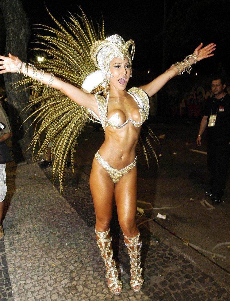 Hot Girls from Brazilian Carnival - 67