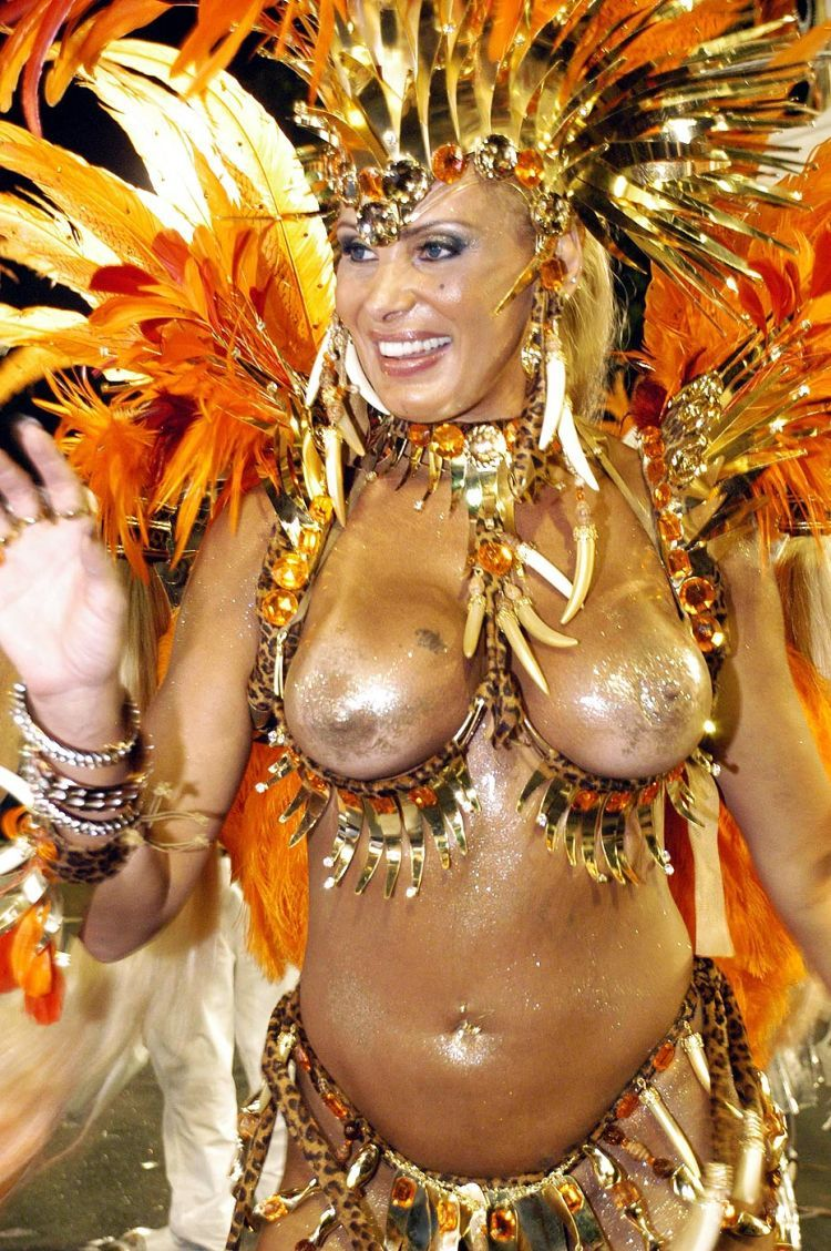 Hot Girls from Brazilian Carnival - 68