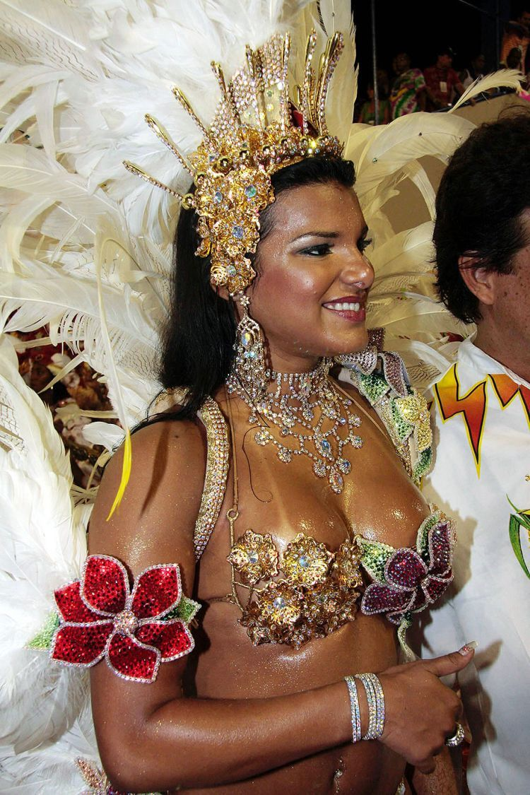 Hot Girls from Brazilian Carnival - 72