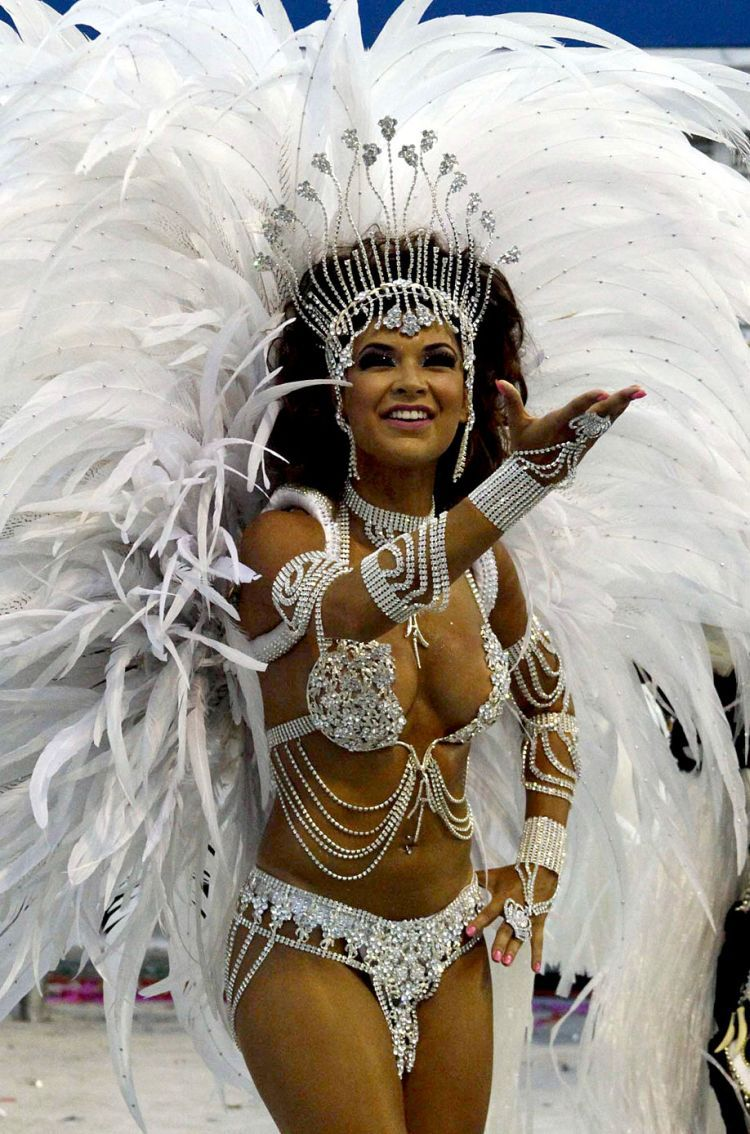 Hot Girls from Brazilian Carnival - 73