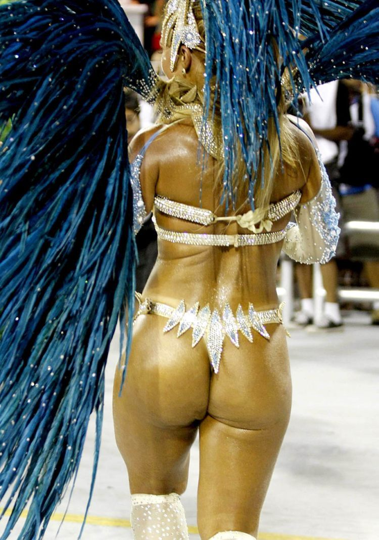 Hot Girls from Brazilian Carnival - 75
