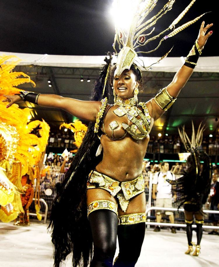 Hot Girls from Brazilian Carnival - 78