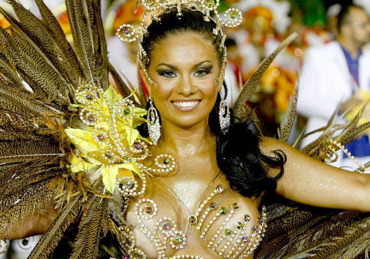 Hot Girls from Brazilian Carnival - 79