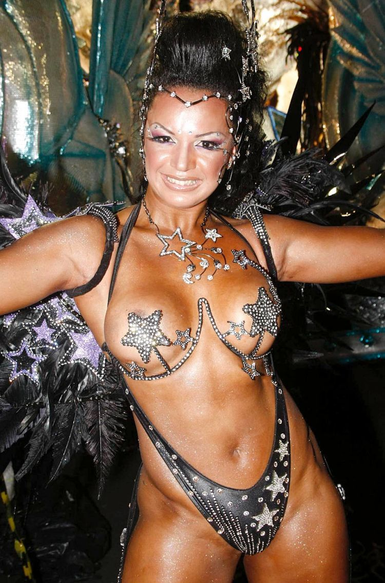 Hot Girls from Brazilian Carnival - 80
