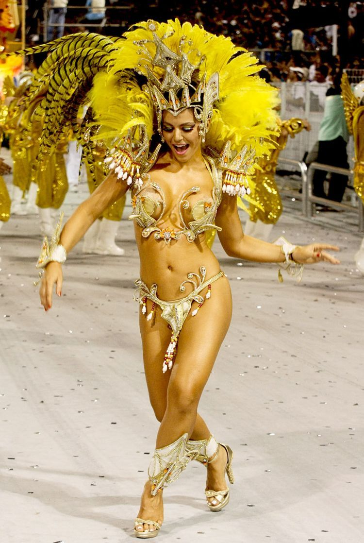 Hot Girls from Brazilian Carnival - 82