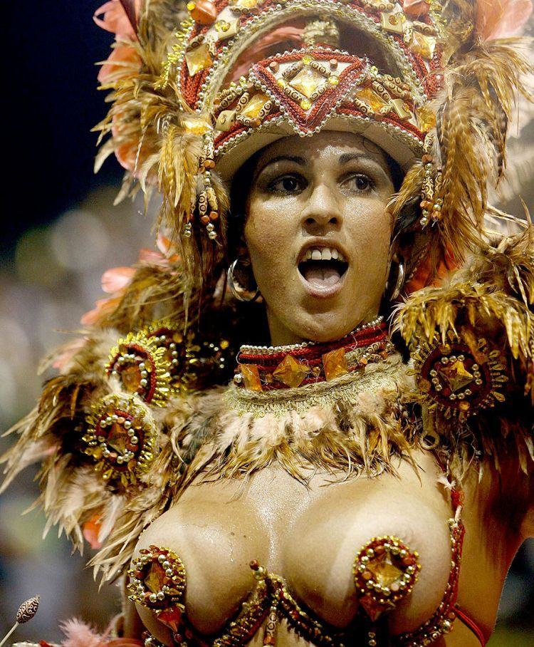 Hot Girls from Brazilian Carnival - 83
