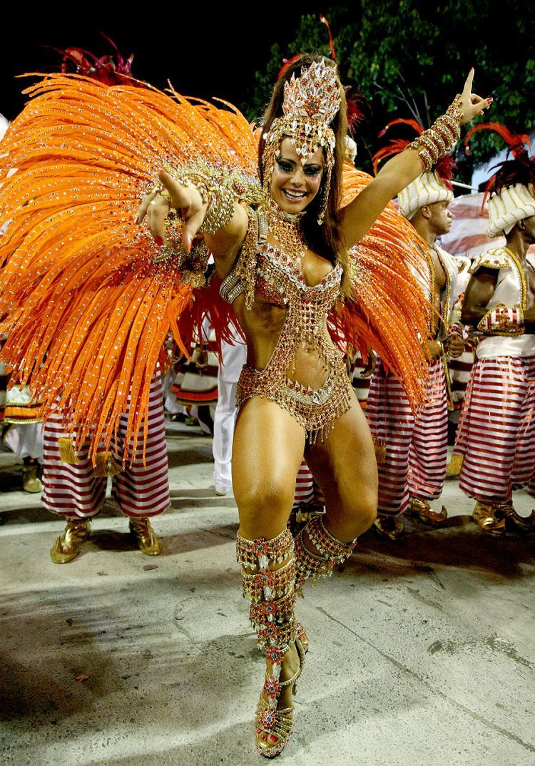Hot Girls from Brazilian Carnival - 88
