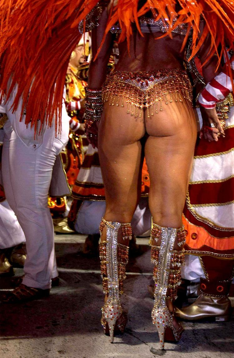 Hot Girls from Brazilian Carnival - 89
