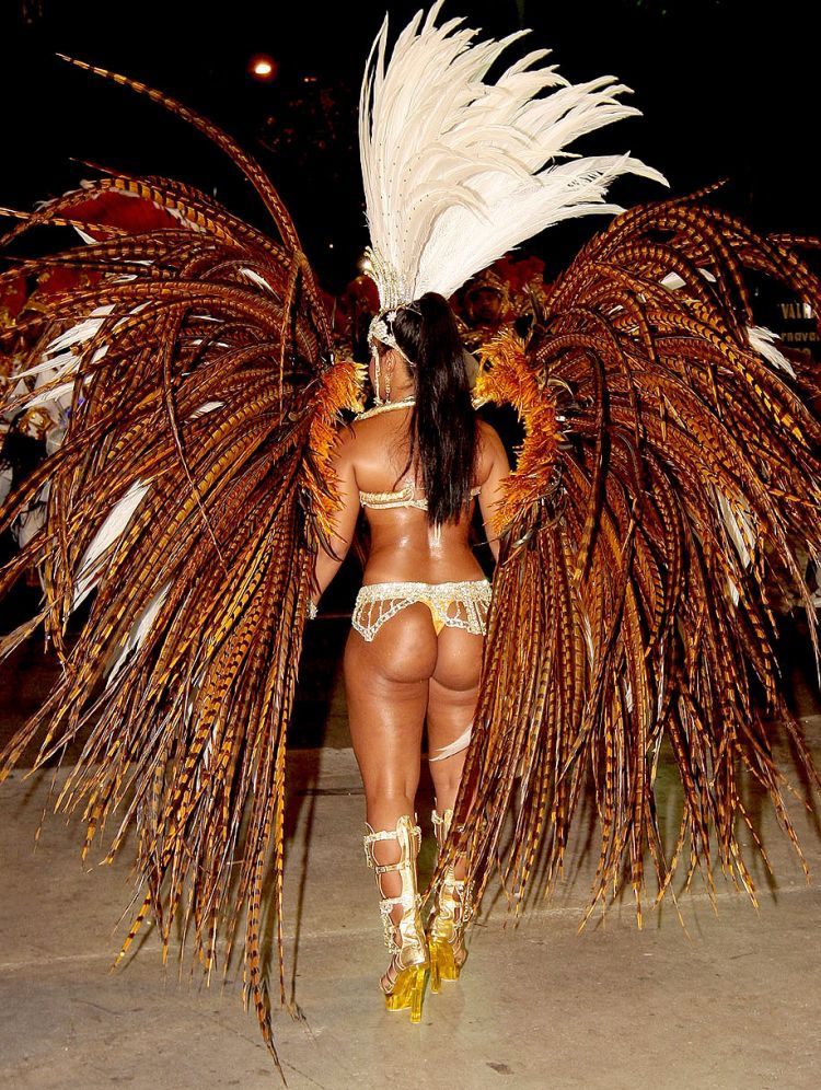 Hot Girls from Brazilian Carnival - 90