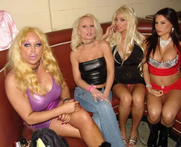 Real life silicone Barbies. Their beauty is a TERRIBLE force - 00