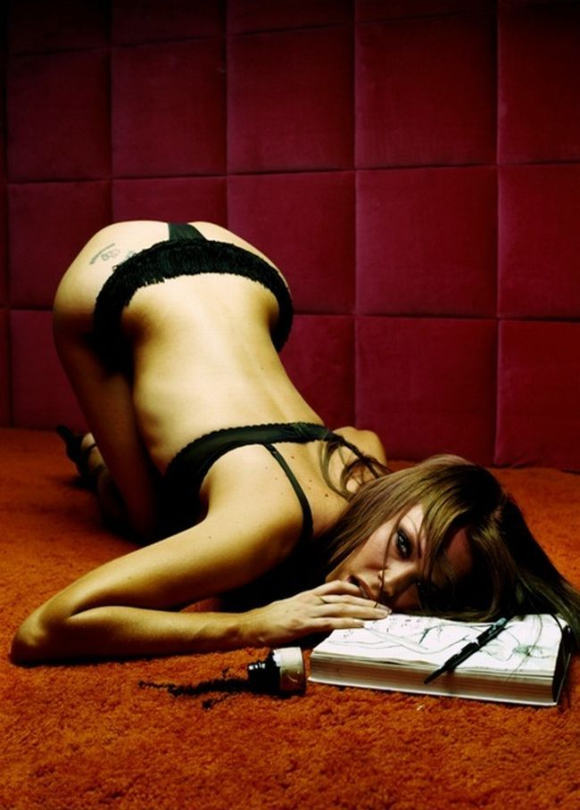 Sexy female 'book worms'  - 41