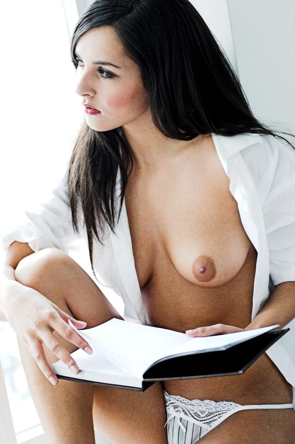 Sexy female 'book worms'  - 48