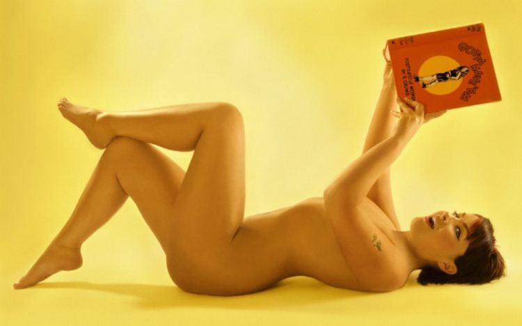 Sexy female 'book worms'  - 51