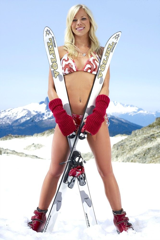 bikini 2010 Olypics