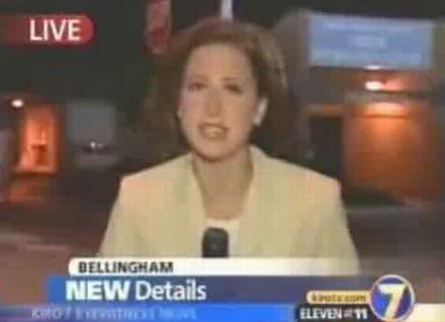 Amusing incident on air - 20100224