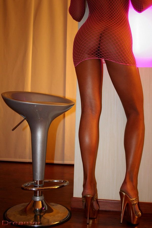 Sexy legs - a powerful magnet for men's eyes - 43