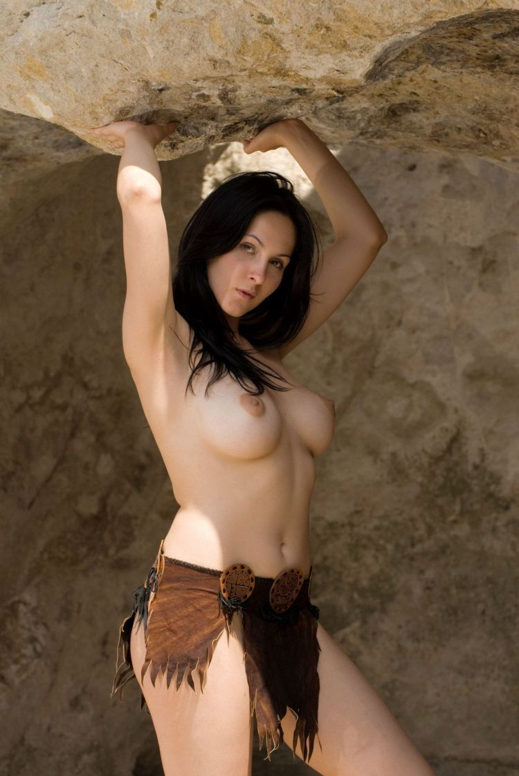 Hot muchacha for lovers of natural forms - 01