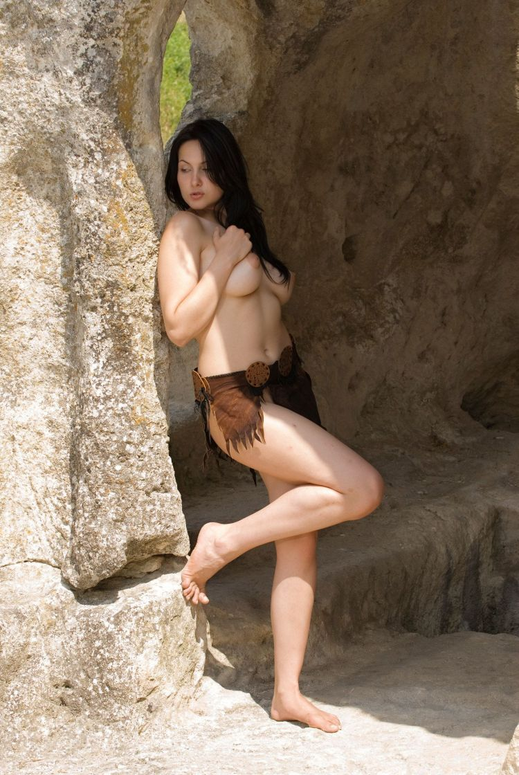 Hot muchacha for lovers of natural forms - 03