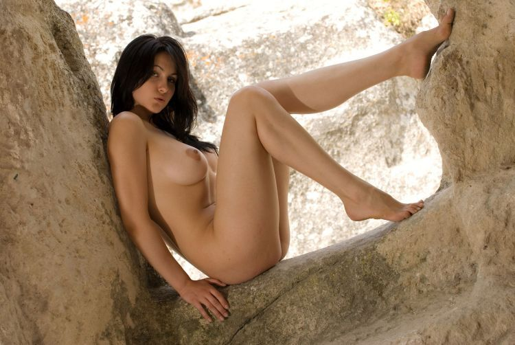 Hot muchacha for lovers of natural forms - 07