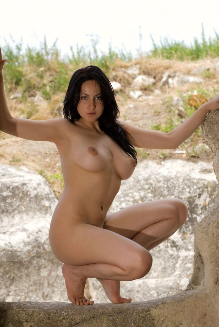 Hot muchacha for lovers of natural forms - 10