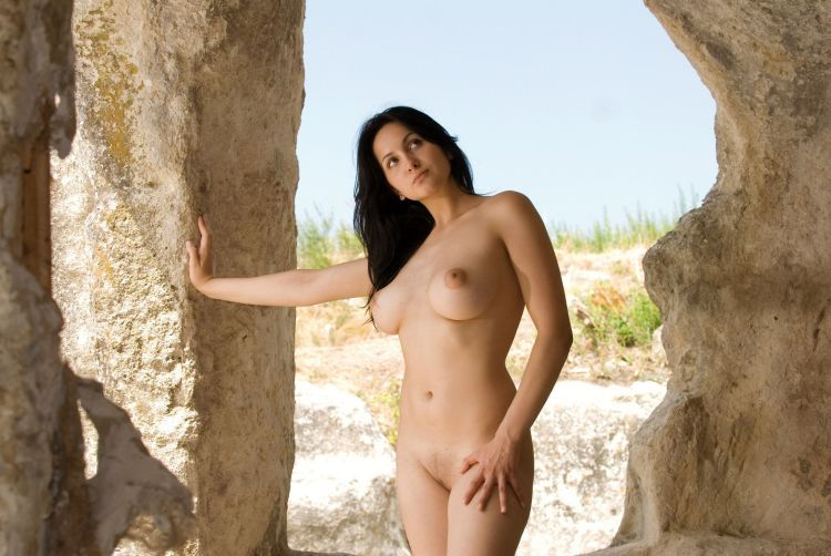 Hot muchacha for lovers of natural forms - 17