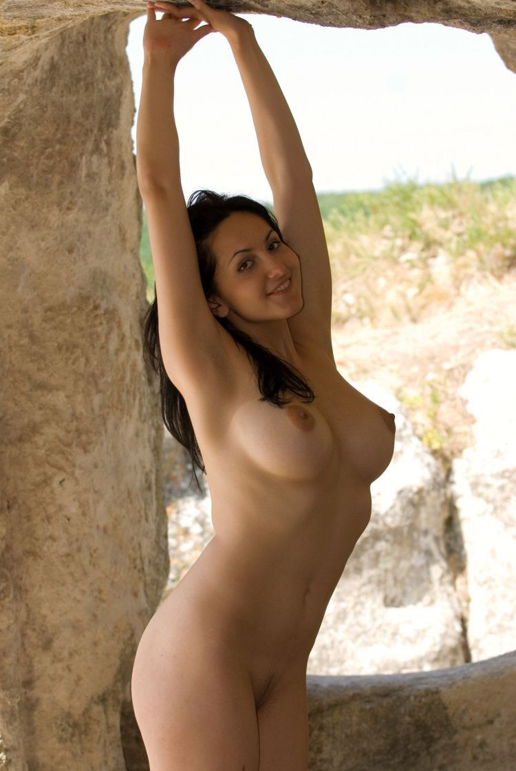 Hot muchacha for lovers of natural forms - 23