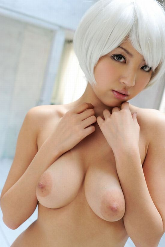 Seductive girls with short haircuts - 29