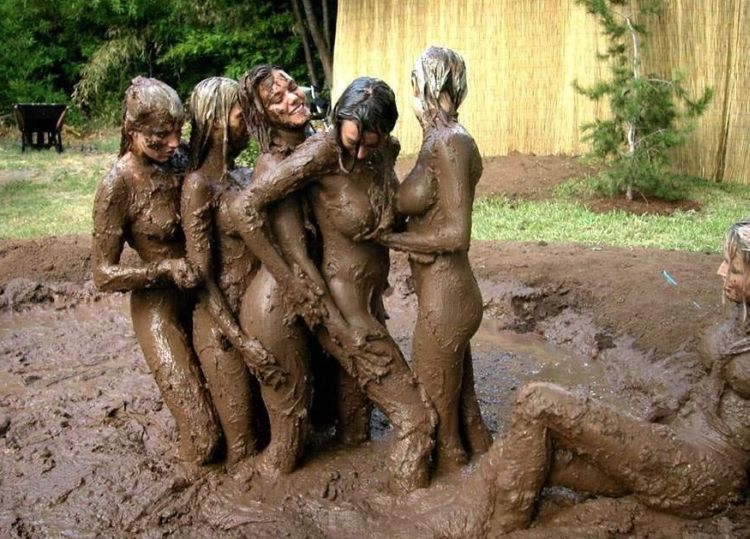 Think, Mud games girls topless simply